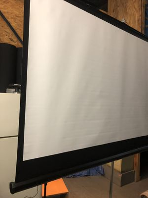 projector screen for Sale in Takoma Park, MD