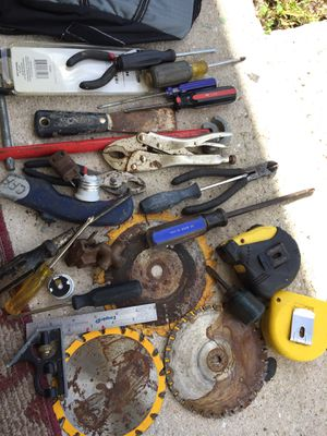 Assorted tools for Sale in West Palm Beach, FL