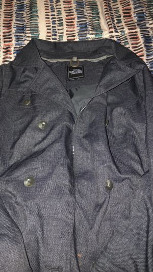 Womens North face pea coat size small for Sale in Stockton, CA