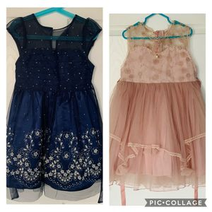 Toddler Girls Party Dresses( Two ) for Sale in Reston, VA