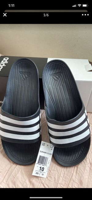 Men's Adidas Slides for Sale in Chino, CA