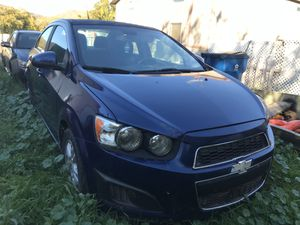 Chevy sonic 2014 only 60,000 mile Run and drives good Only for part or for Mexico $2800 or best offer for Sale in Phoenix, AZ