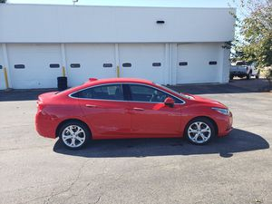 2016 chevy cruz premier for Sale in Lancaster, OH