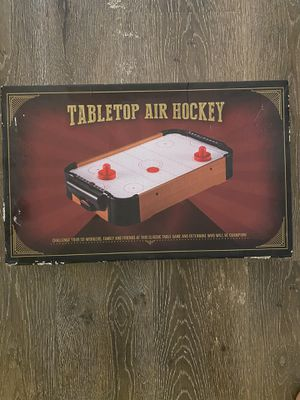 Tabletop Air Hockey for Sale in Graham, WA