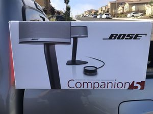 Bose Companion 5 Brand New / Never Opened for Sale in Lake Elsinore, CA