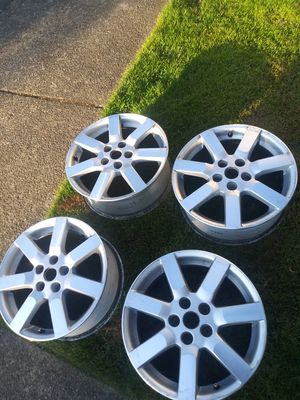 5 lug , 17 inch rims for sale for Sale in Damascus, OR
