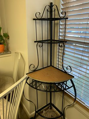 Planter/Bakers Rack for Sale in Olney, MD