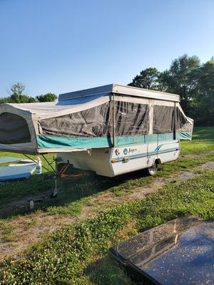 1996 jayco 1006 pop up camper for Sale in Lee's Summit, MO