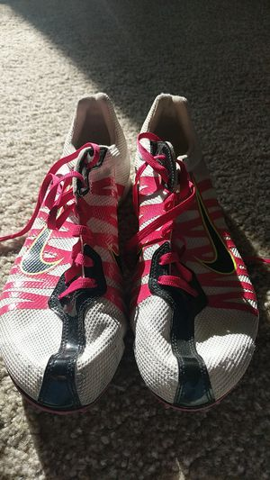 Nike track spike shoes for Sale in Denver, CO