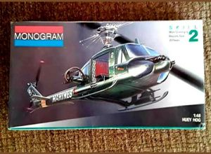 Military helicopter model kit for Sale in Evansville, IN