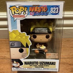 Funko Pop! Naruto Uzumaki Eating Noodles Boxlunch Exclusive for Sale in Buena Park, CA