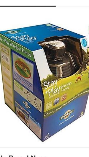 Stay & play (wireless fence) for Sale in Salt Lake City, UT