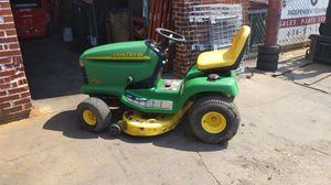 John Deere riding mower for Sale in St. Louis, MO