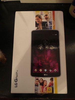 LG tablet for Sale in San Jacinto, CA