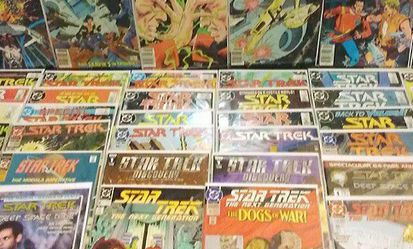 Star Trek Comic Lot for Sale in Yakima,  WA