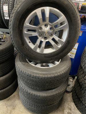 Chevy Rims&tires for Sale in Portland, OR