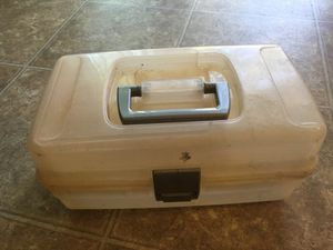 Fishing box for Sale in Raleigh, NC