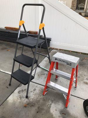 2ft ladder 3 step cosco for Sale in Salt Lake City, UT