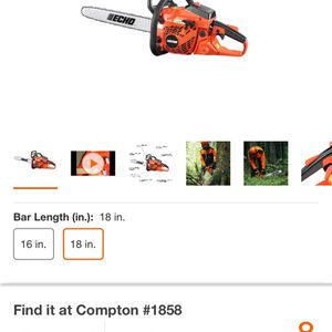 Echo Chainsaw CS-400 for Sale in Los Angeles, CA