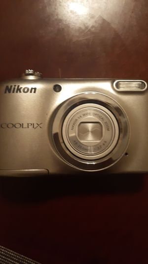Nikon Coolpix Digital Camera for Sale in Los Banos, CA
