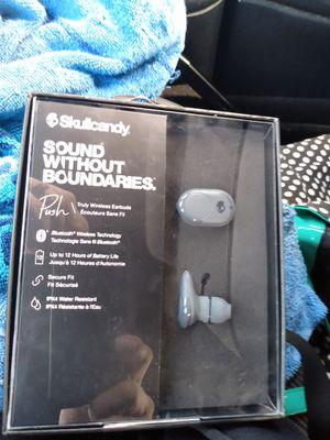 Skullcandy push Bluetooth headphones for Sale in Summerville, SC