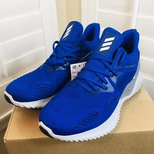 ADIDAS ALPHABOUNCE BEYOND TEAM RUNNING SHOES - ROYAL BLUE NEW B37227 - SIZE 8 - Brand New without Box for Sale in Glendale, AZ