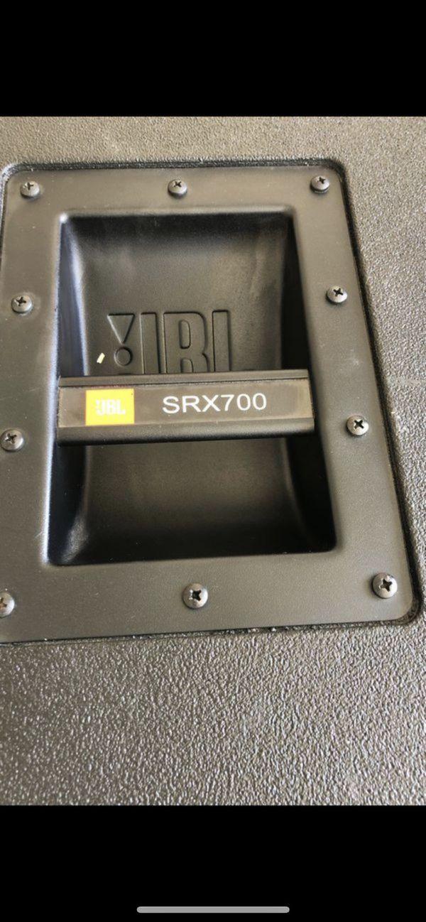 Jbl srx series sub