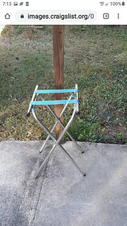 NICE FOLDING TABLE/STAND for Sale in Lynchburg,  VA
