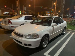 2000 honda civic ex model for Sale in Buena Park, CA