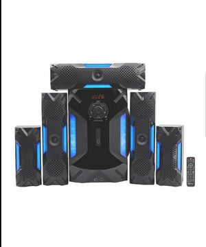 Rockville HTS56 1000w 5.1 Channel Home Theater System for Sale in Riverside, CA