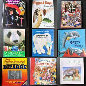 Kids books like new for Sale in San Mateo, CA