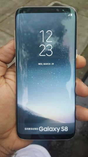 Unlocked Samsung Galaxy S8 64gb for Metro PCs T-Mobile for Sale in Berkeley, CA