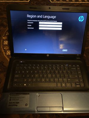 HP Notebook 2000 - Labtop for Sale in Pompano Beach, FL