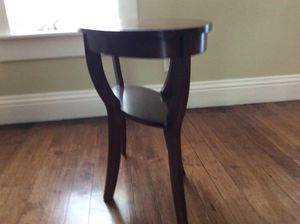 Scandinavian style wood side table for Sale in Traverse City, MI