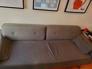 """Blu Dot One Night Stand 80"""" Sleeper Sofa for Sale in New York, NY"""