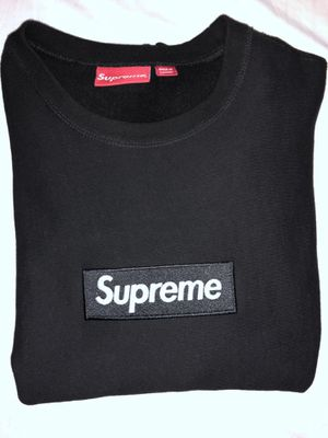 Supreme Box Logo Crewneck FW18 for Sale in Miami, FL