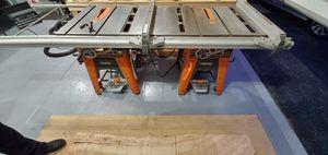 Ridgid Table Saws for Sale in Naperville, IL