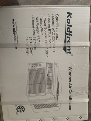12000 BTU window ac for Sale in Moreno Valley, CA