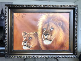 Kaiser Oil Painting for Sale in Springfield,  IL