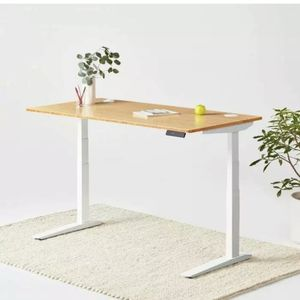 Fully Jarvis Standing Bamboo Desk (Top Only) w Grommet Holes for Sale in Los Angeles, CA