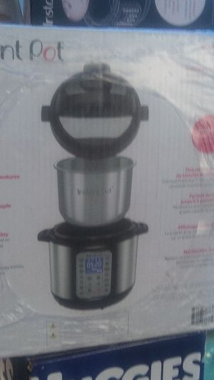 Instant pot for Sale in Phoenix, AZ