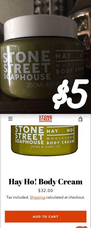 Stone street body cream for Sale in Corona, CA