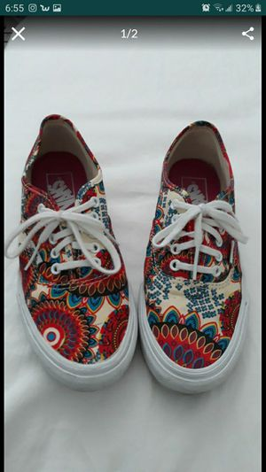 Vans size 4.5 for Sale in San Jacinto, CA