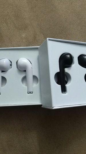 New i7 Twin TWS Wireless Bluetooth Earphones Headphones for Sale in BRECKNRDG HLS, MO