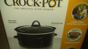 Classic Crock Pot for Sale in Stone Mountain, GA
