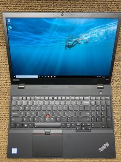 "Lenovo ThinkPad Laptop T590 15"" Intel Core i7-8565 16GB 512GB SSD Mint Condition for Sale in Bellevue,  WA"
