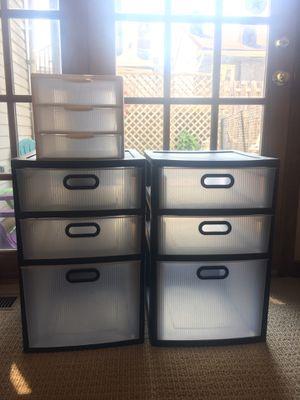 Sterilite storage containers for Sale in Woodhaven, MI