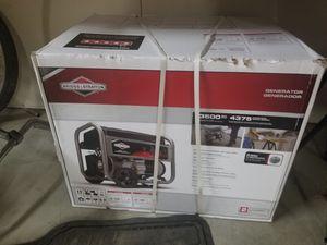 Briggs and Stratton generator for Sale in Wenatchee, WA