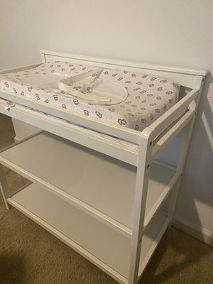 Changing table for Sale in Germantown, MD