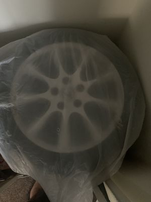 ACURA TSX OEM 17 inch rims and tires ... for Sale in Kissimmee, FL
